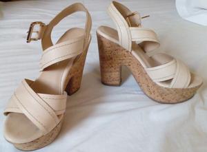 Zapatos Sandalias talla 35 Marca Paez