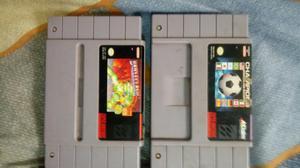Juegos de Super Nintendo Los 4x80