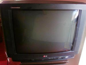 Tv 29 Pulgadas Lg Y control Remoto original LEER DESCRIPCION