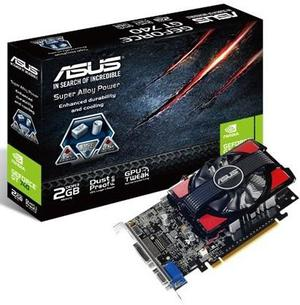 Tarjeta de Vídeo ASUS Nvidia GeForce GT GB GDDR