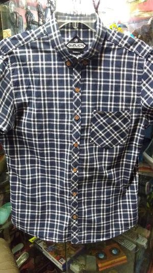 Remato Camisa Original Marca Gzuck Hombr