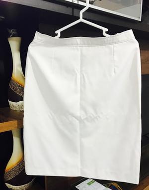 Falda de Uniforme Polistel con Forro