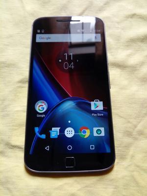Motorola Moto G4 Plus 32GB IMEI Original Huella Digital Como
