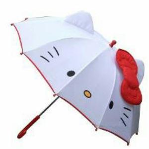 Paraguas/sombrilla Hello Kitty