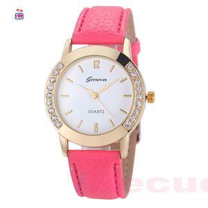 Reloj Geneva Mujer Rosado