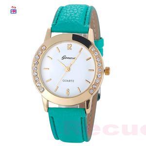 Reloj Geneva Mujer Verde