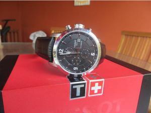 Reloj Tissot Prc 200 Case 45 Mm