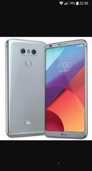 Vendo O Cambio Lg G6 Nuevo