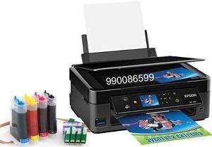 Impresora Epson Xp-401 Con Sistema Continuo