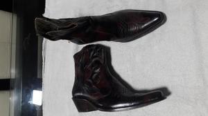 zapatos vaquero