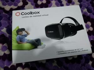Lentes Vr de Realidad Virtual