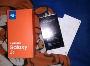Samsung Galaxy J7 Solo Caja Y Manuales