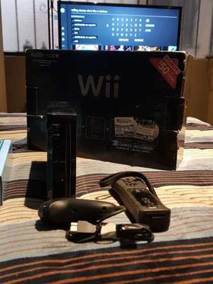 Vendo Nintendo Wii En Caja Completo