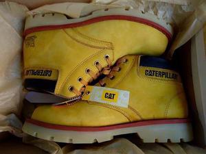 Zapatos Botas Punta De Acero Caterpillar