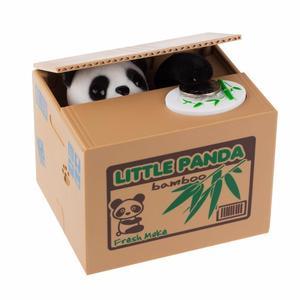 Ancansilla Tragamonedas Panda Roba Monedas