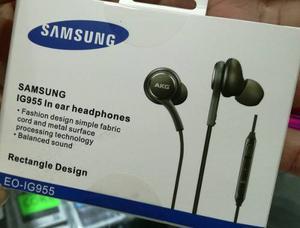 Audifono Para El Samsung S8 Y S8 Plus Original Akg En Caja