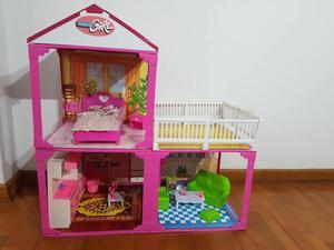 Casa de barbie 3 pisos posot class - Casa de barbie con ascensor ...