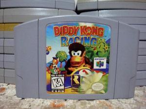 DIDDY KONG RACING JUEGO DE NINTENDO N64