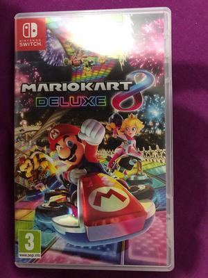 Mario Kart Deluxe 8 Nintendo Switch