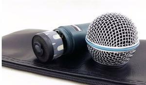 Microfono Shure Beta 58a Pastilla De Repuesto