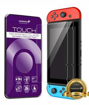 Nintendo Switch Protector Vidrio Templad