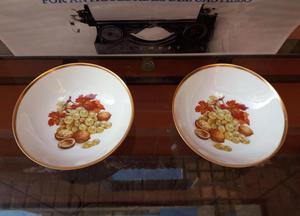 Hermosos platos decorativos porcelana de bavaria posot class for Platos porcelana