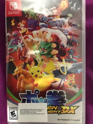 Pokemon Tournament Nintendo Switch