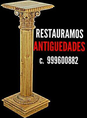 Muebles antiguos estilo colonial lima callao posot class - Restauracion de muebles viejos ...