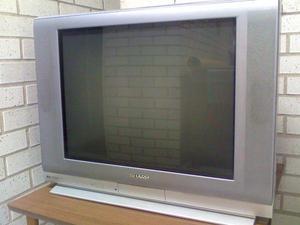Tv Sharp Pantalla Plana 27
