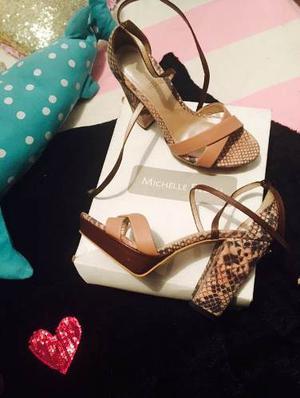 Zapatos Michelle Belau