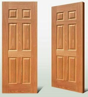Puertas de madera principal posot class - Barnizar puertas de madera ...