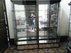 Vitrina de Exibicion para Boutique Bazar