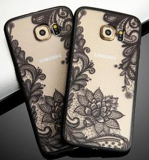 Case Samsung Galaxy S8 Plus Carcasa PROTECTOR FLOR MANDALA