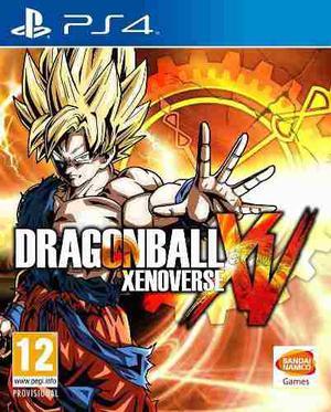 Dragon Ball Xenoverse - Juego Ps4 Digital