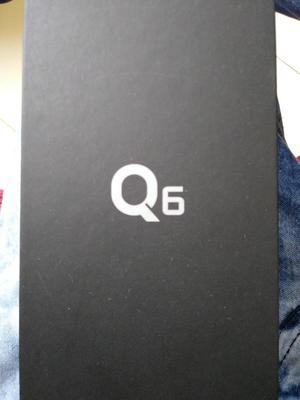 Lg Q6 4g Libre para Cualquier Operador