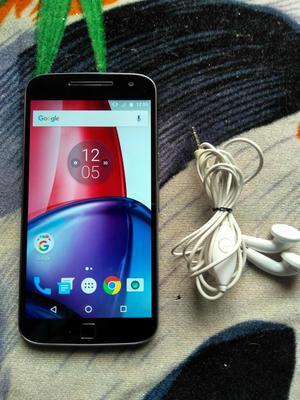 Motorola Moto G4 Plus 32GB ROM, IMEI original Libre 4GLTE,