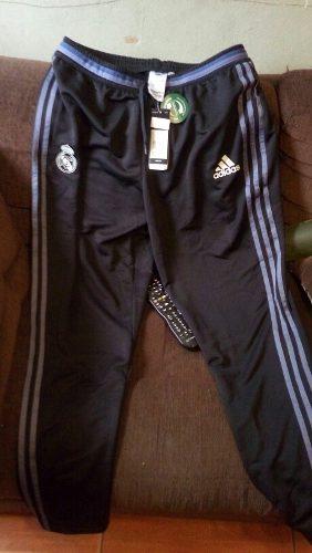 Pantalón Buzo adidas Real Madrid L Original