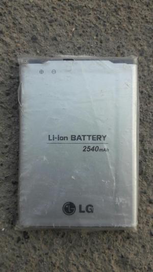 Vendo Bateria para Lg G3 Mini
