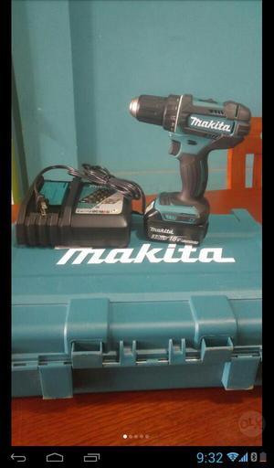 Atornillador Makita de 18v Mas Bateria