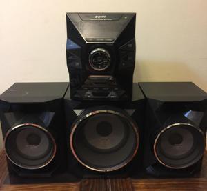 Equipo de Sonido Sony Remato S/. 700