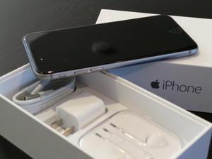 IPHONE 6 PLUS 128GB LIBRE COMPLETO CAJA