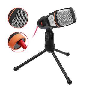Micrófonos Karaoke Kebidu Estudio De Sonido Con Soporte Pc