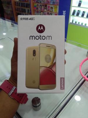 Motorola Moto M xt Nuevo, Garantia 1 año