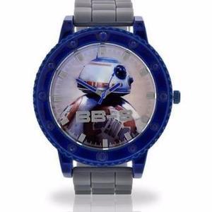 Star Wars - Reloj Hombre Quartz Análogo Bb-8
