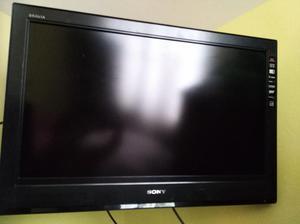 Televisor Sony Bravia Lcd de 32 con Rack