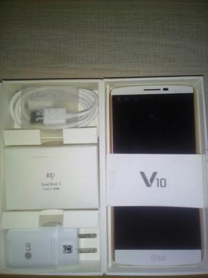 Vendo Lg V10 Nuevo 32gb Ram Color Blanco