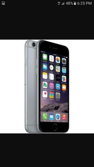 iPhone 6 32gb. Nuevo 100 Original
