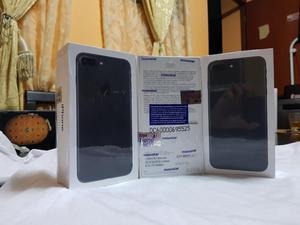 iPhone 7 Plus 32gb Black Matte Sellado