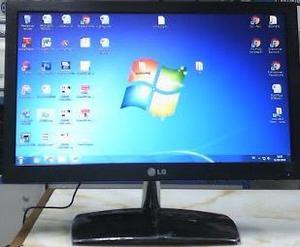 monitor led LG DE 19`` BUEN ESTADO