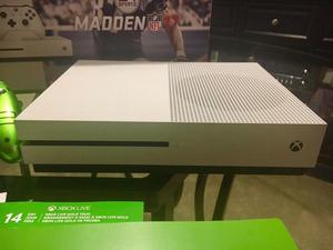 Consola Blanca de Microsoft Xbox One S 1TB